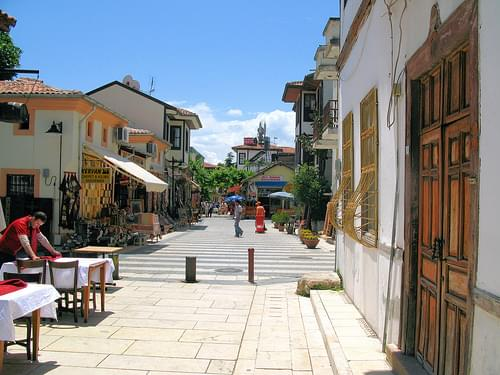 Town Center, Alanya