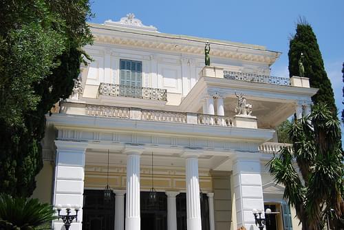 Achilleion - Sissi palee