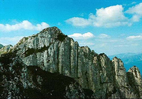 Piatra Craiului Mts., Romania