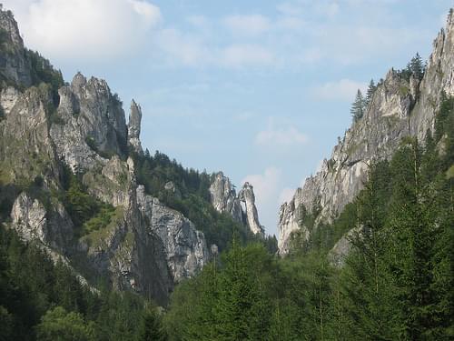 Slovakia, Mala Fatra National Park