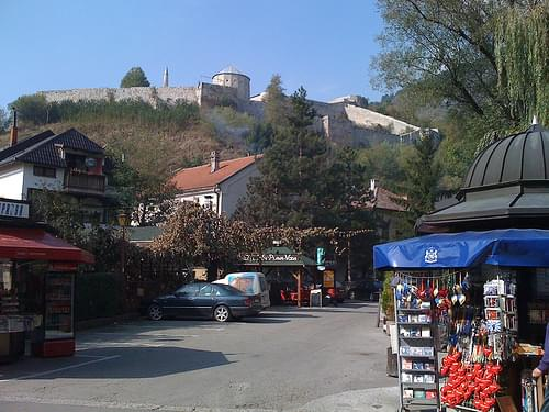 Historic Center, Travnik