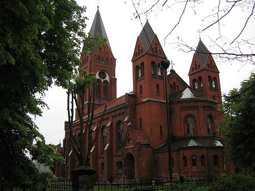 Pravoslavnaya Kirha v Chernyahovske