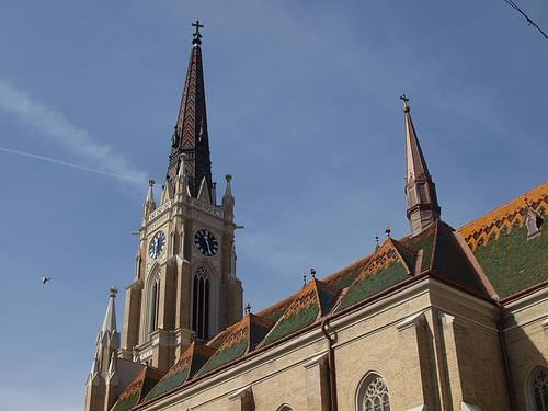 Novi Sad: Cathedral