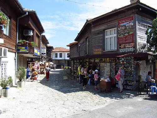 Historic Center, Nesebar