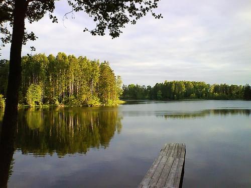 Plateliai lake