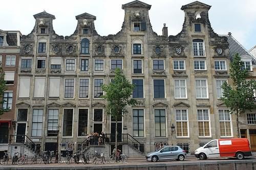 (Neo-)Classical Amsterdam - Herengracht 364-370 - Cromhouthuizen