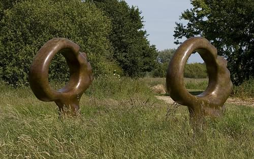 Sculpture by the Lakes, Dorchester