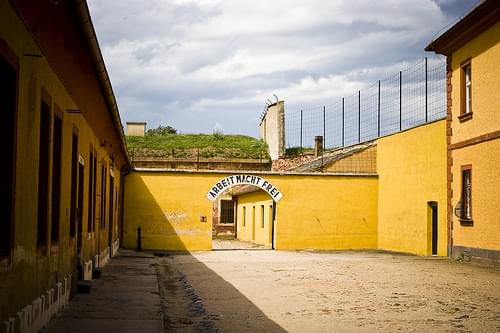 Concentration Camp, Terezin