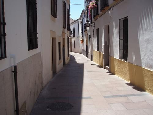 Cities and towns: Jewish Cordoba