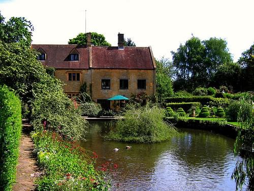 Mill Dene Garden, Blockley, Cotswolds