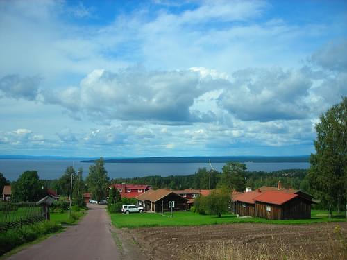 Tällberg and Lake Siljan