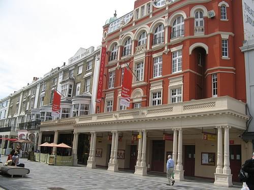 Grade II Listed Theatre Royal Brighton, Sussex Coast