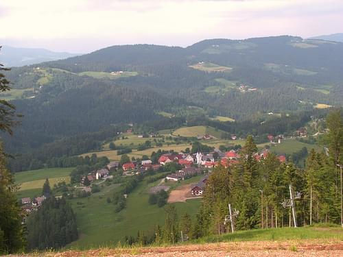 Pohorje Mountains