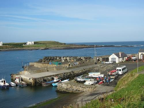 Historic Center, Portballintrae