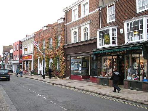 Historic Center, Rye