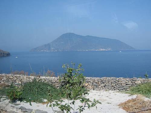 Lipari Island,Italy: 27-Aug-2009