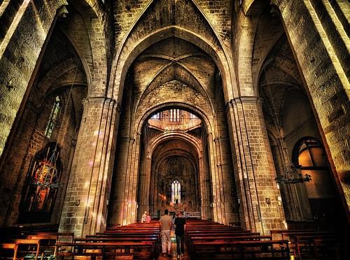 Monasterio de Sant Cugat