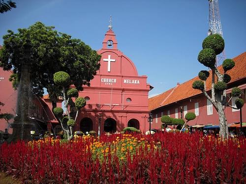 Melaka, Malacca christ church