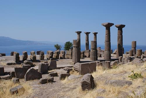 Temple of Athena, Assos