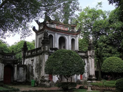 Văn Miếu - Quốc Tử Giám / Temple of Literature, Hanoi