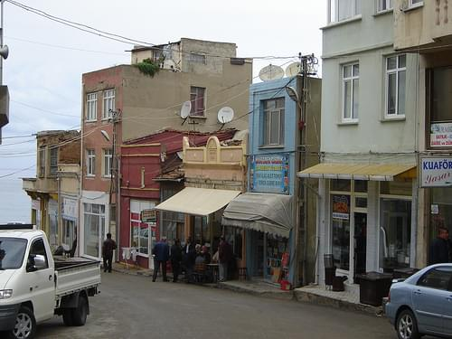 Historic Center, Sinop