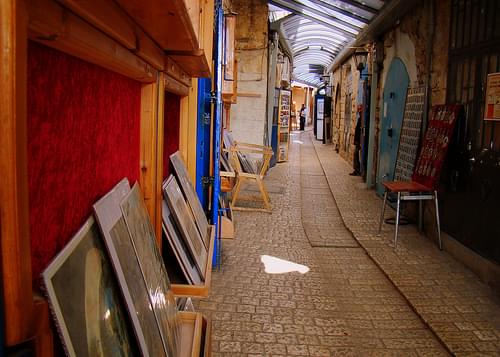 Safed's Artists' Quarter