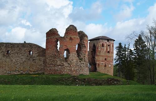 Vastseliina Castle