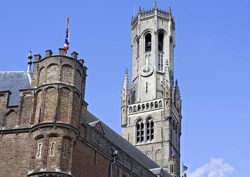 Bruges Bell tower