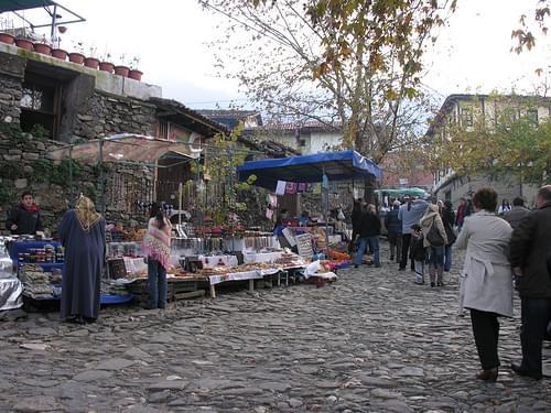 Traditional Ottoman village