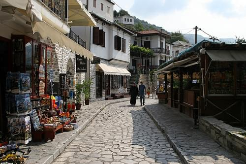 Historic Center, Makrinitsa