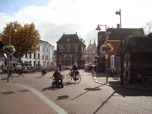 Historic Center, Gouda