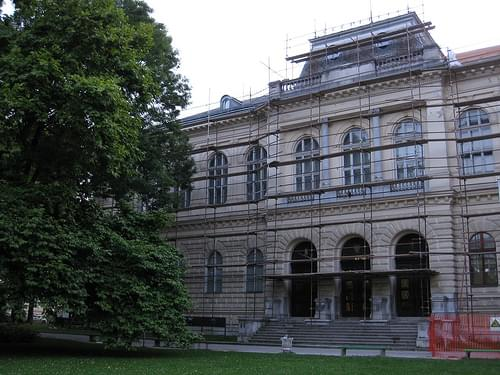 The Museum of Natural History, Ljubljana