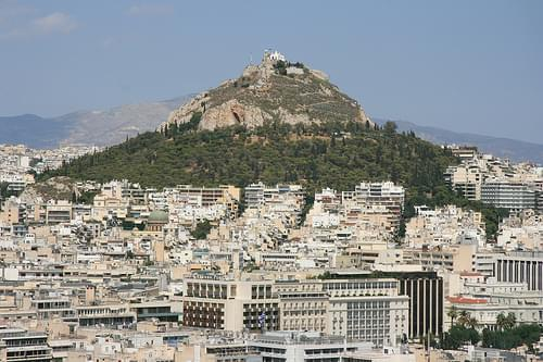 Mount Lycabettos