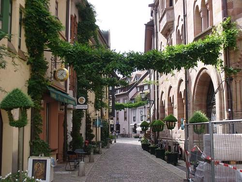 Historic Center, Freiburg