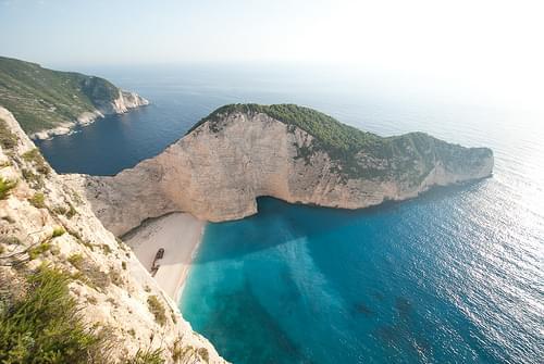 Zakynthos Shipwreck Navagio