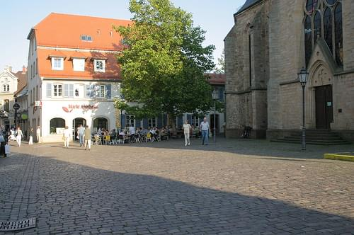Town Center, Bad Bergzabern