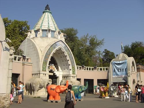 Fővárosi Állat- és Növénykert (Zoo)