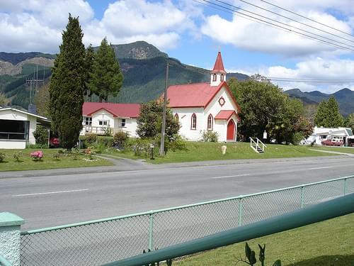Church, Murchison