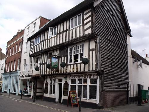 The Pheasant, New St, Worcester