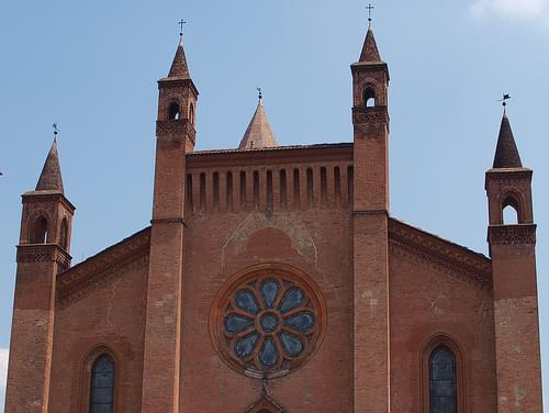 Alba: Cathedral of St Lorenzo