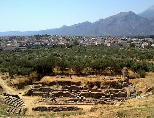Theatre - Ancient Sparta