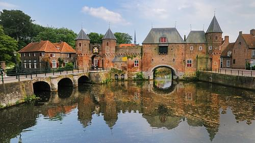 Amersfoort Nederland Koppelpoort