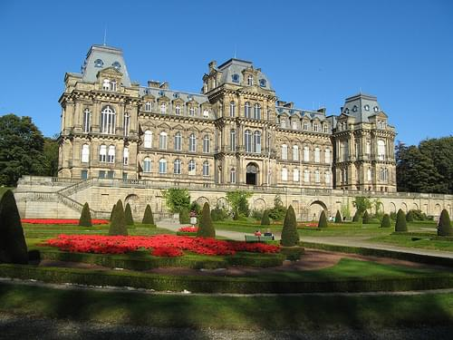 The Bowes Museum, Art Gallery Barnard Castle Teesdale County Durham North East