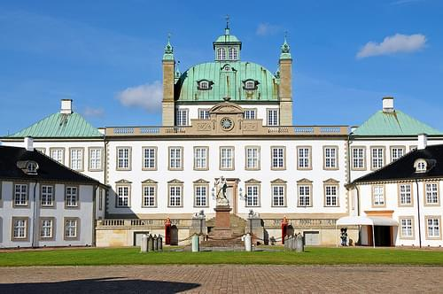 Denmark_0448 - Fredensborg Palace