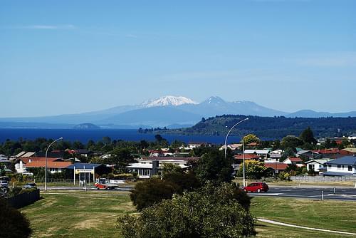 Tongariro & Lake Taupo