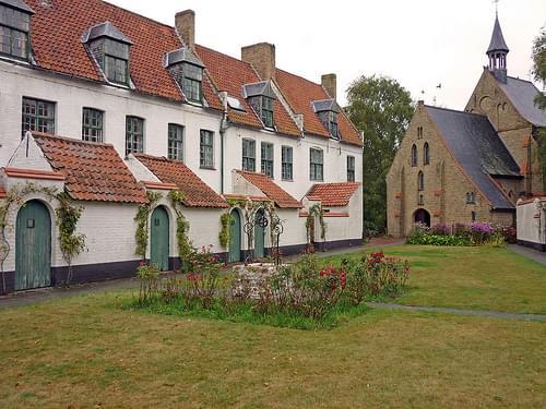 Begijnhof, Diksmuide