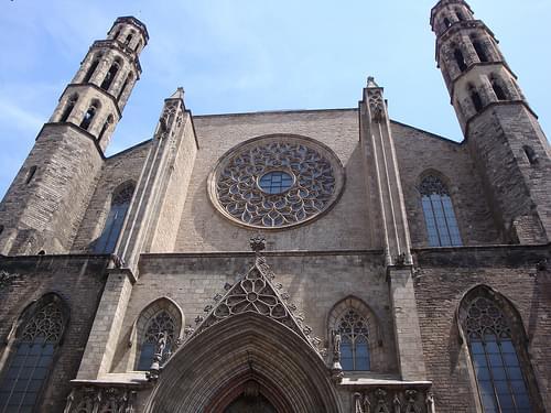 St. Maria del Mar