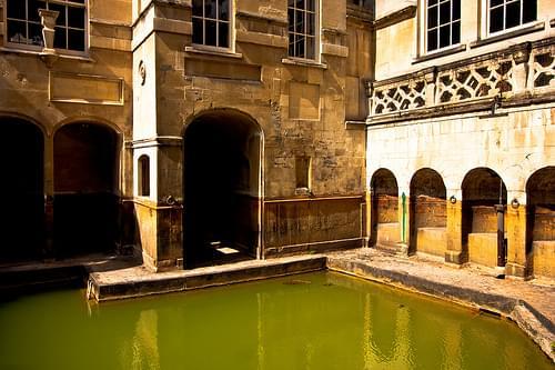 Roman Baths...