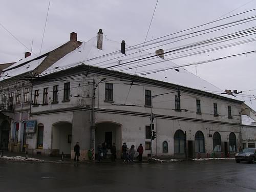 Casa Hintz, Cluj