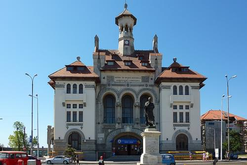 National Museum of History and Archaeology, Constanta